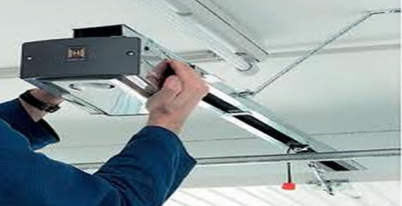 Garage door electric opener